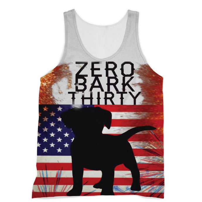 Zero Bark Thirty Muscle Shirt