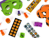 Mega Halloween Party Favors Assortment Set 96 Pieces