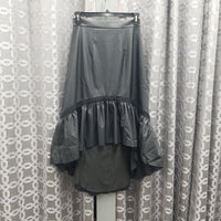 Front Row F20C28 Hi Low Pleather Skirt