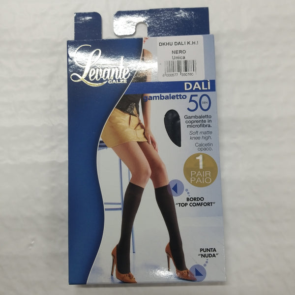 Levante Dali 50 Den Knee Highs