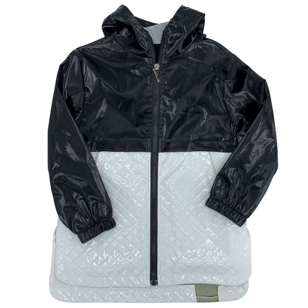 Aa 9980 Quilted Rain Jacket