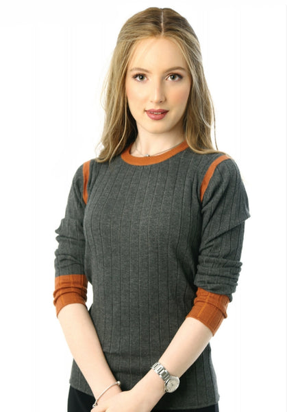 Blossom KNW212 Ladies Sweater