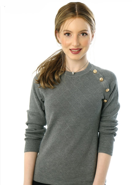 Blossom  KNW217 Ladies Sweater