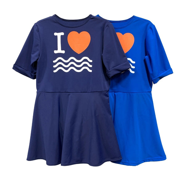 Child Play I Love Water Coverup
