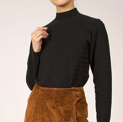 Concept CO131 Mock Neck Sweater