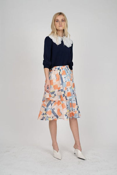 The Collective Central Skirt