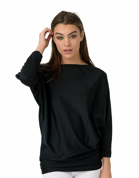 Undercover BST-DL-B Basic Dolman Top