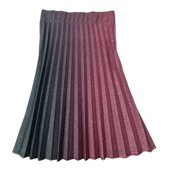 Class Accordian Ombre Skirt