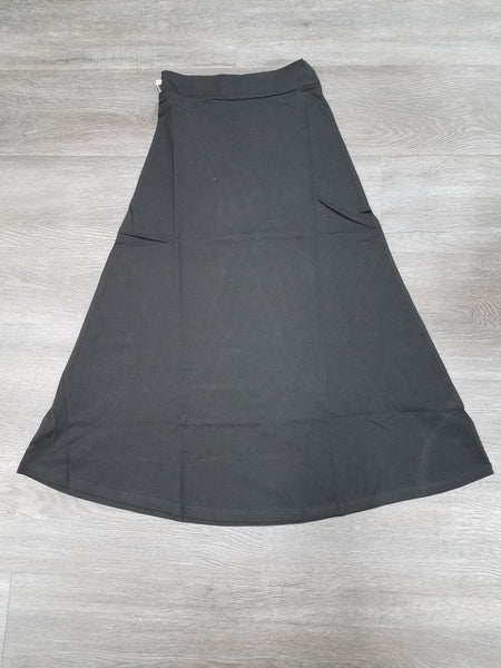 Three Bows Maxi Camp Skirt