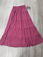 Baby O 8215 Long Tiered Boho Skirt