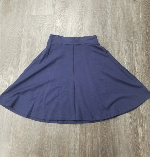 Teela 11025 Knit Circle Stitch Skirt