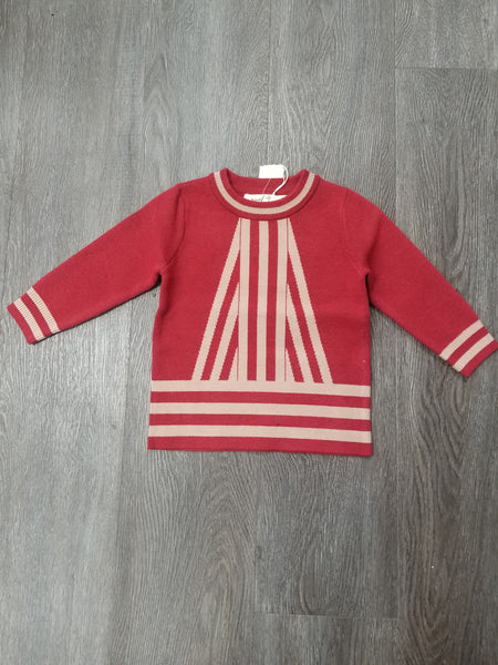 Neuf 9 WB0CP4235 Boys Sweater