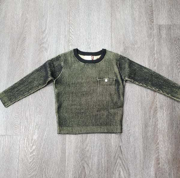 Amourie 76W215 Boys Ribbed Sweater