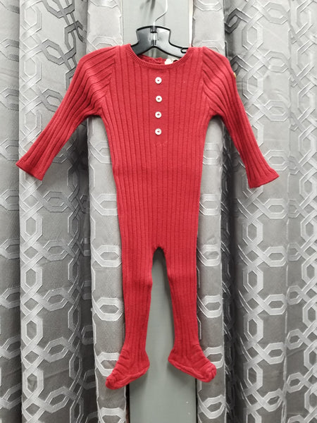 Fragile WB0CP4290 Baby Knit Romper