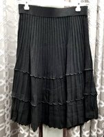 Weekend JW2100 Ribbed Knit Circle Skirt