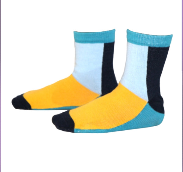 Blinq 333 Coloblock Socks
