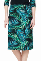 Undercover S20-APS-TL Tropical Leaves Skirt