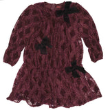 Lola W9P5033 Girls Lace Dress
