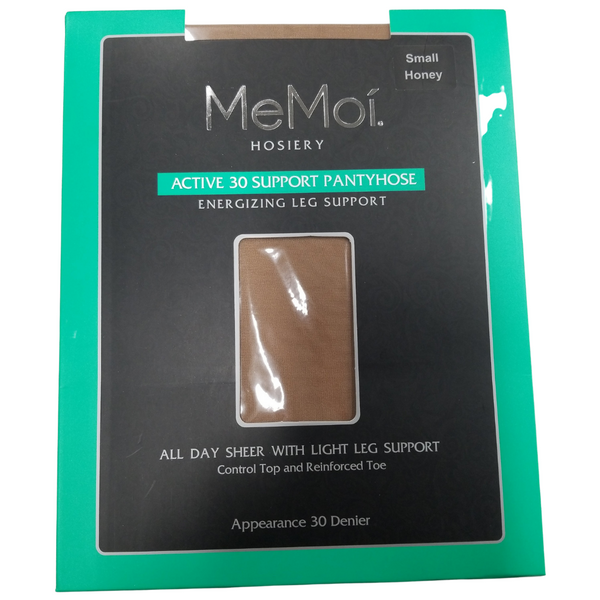 Memoi Active 30 Pantyhose MS-655