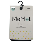 Memoi Baby Cotton Tights