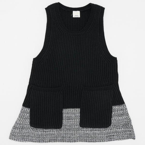 Clo WB0CP4236 Knit Jumper W Pockets
