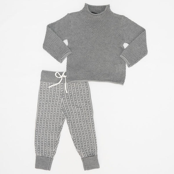 Hopscotch WB0CP4243 Baby Knit Set