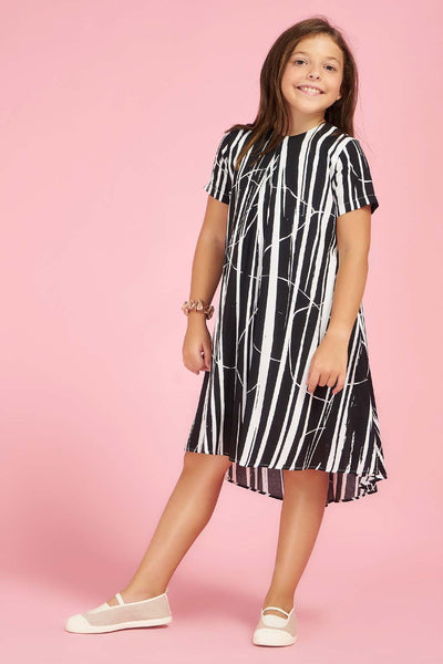 Alitsa Hi/Low Dress