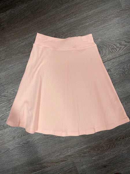 Three Bows Camp Skirt Ribbed