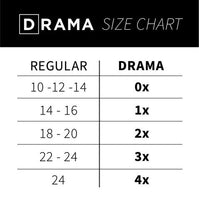 Drama Bow Blouse