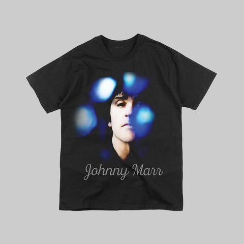 JM ALBUM COVER BLACK TEE