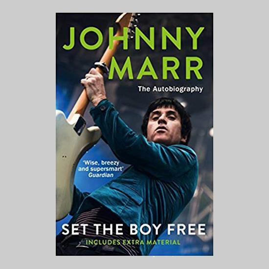 Set the Boy Free Book
