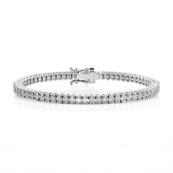 14k White Gold 5.6-6.7 Tcw 4 Prong Mellany, Oval 18k White Gold 5.6-6.7 Tcw 4 Prong Mellany, Oval