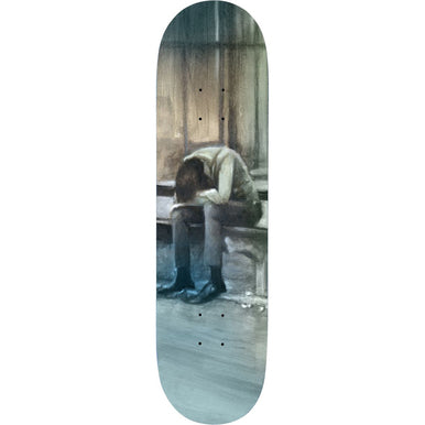 Deathwish It Never Ends Deck 8.25