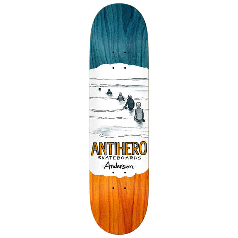 Anti Hero Anderon Oblivion Deck 8.25