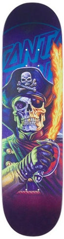 Santa Cruz Worst Captain Deadstar Everslick Deck 8.25