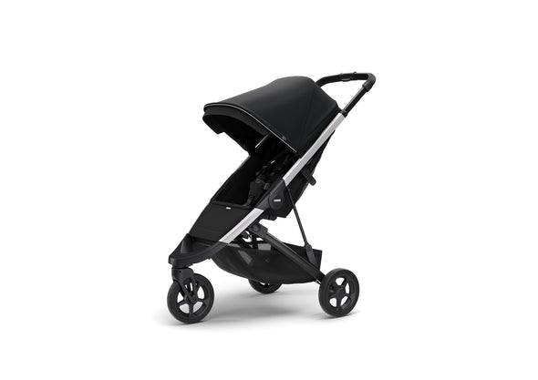 Thule Spring | Aluminium-Midnight Black