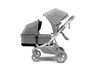 Thule Sleek Bassinet | Grey Melange