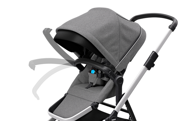 Thule Sleek | Grey Melange