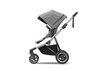 Thule Sleek | Grey Melange (with Bassinet)