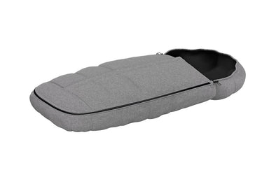 Thule Sleek Foot Muff | Grey Melange