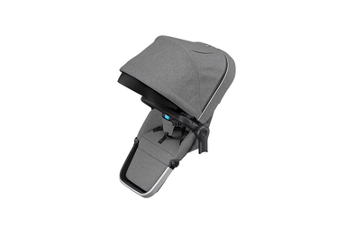 Thule Sleek Sibling Seat | Grey Melange