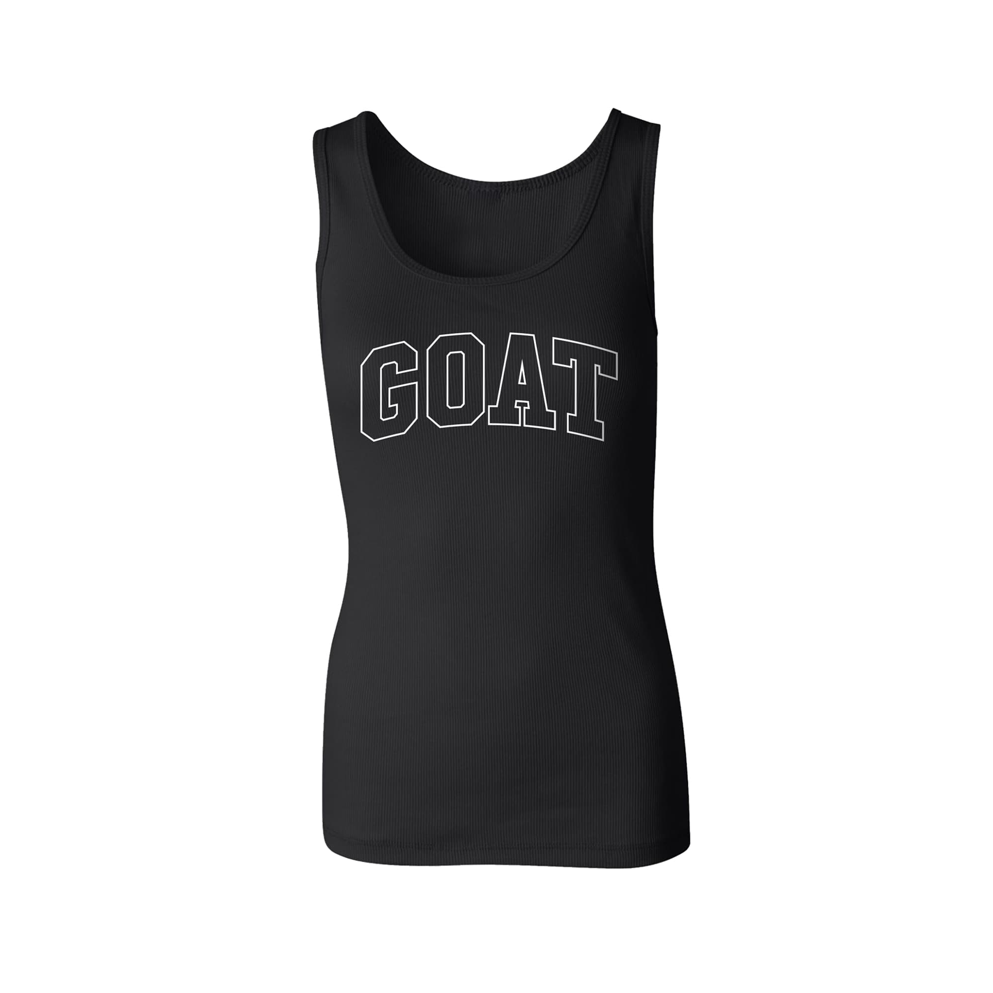 GOAT Women's Ribbed Tank Top