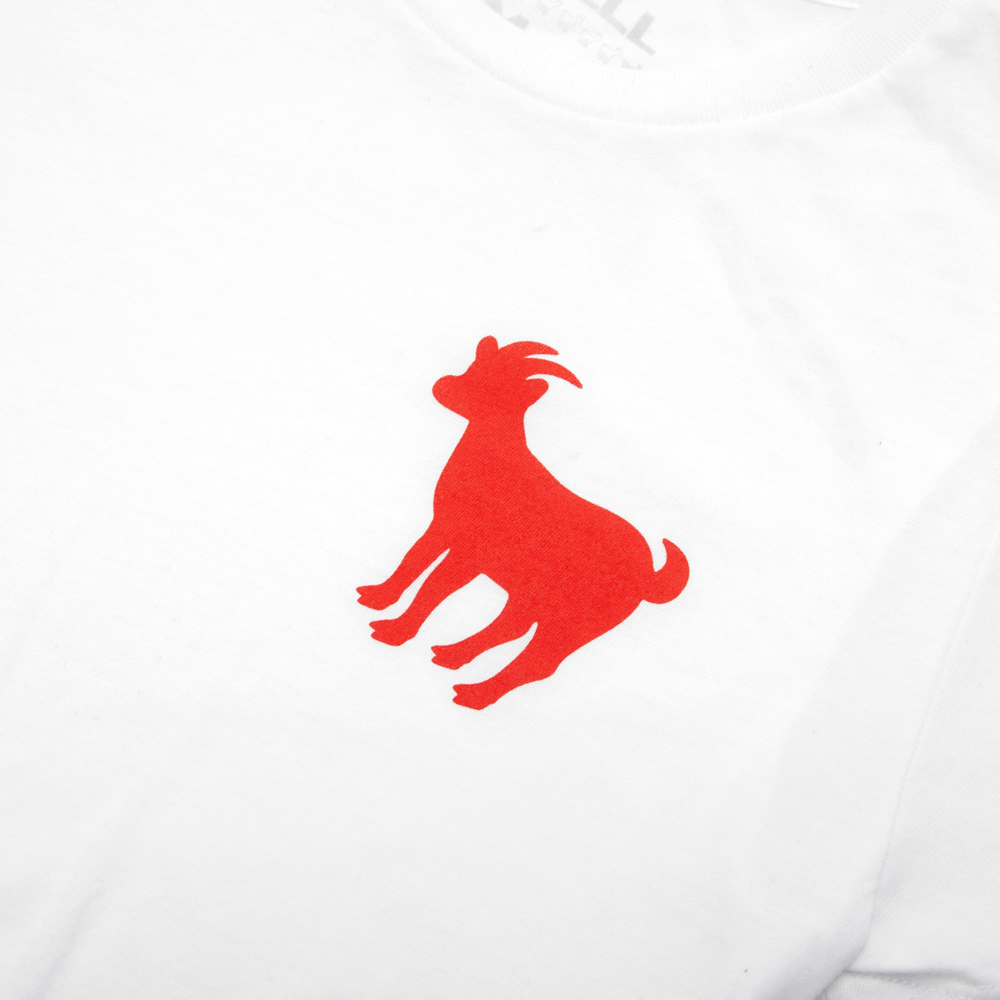 The Goat Women's Cropped Tee