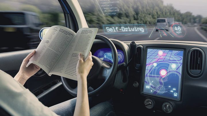 All you need to know about driverless cars!
