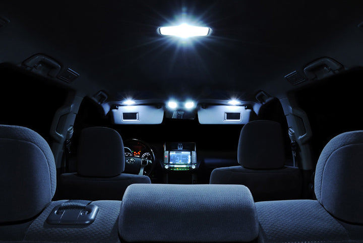 Easy DIY - Upgrade your Car's Interior Lighting