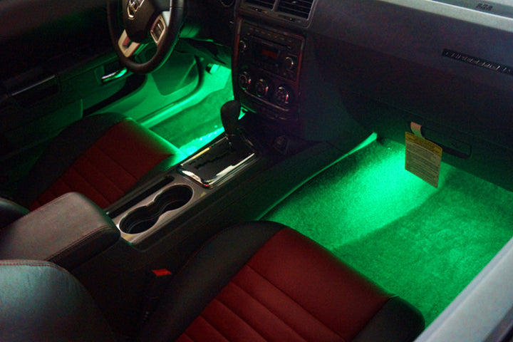 Boost your ride with Sealight LED Interior Lighting