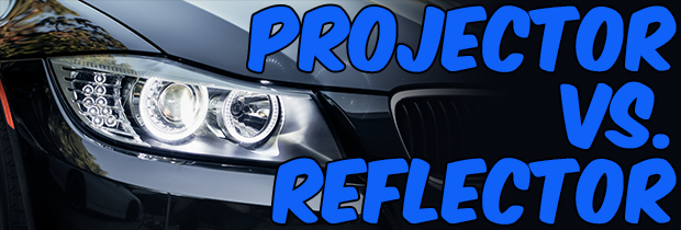 Which is better - reflector or projector LED Light bars?