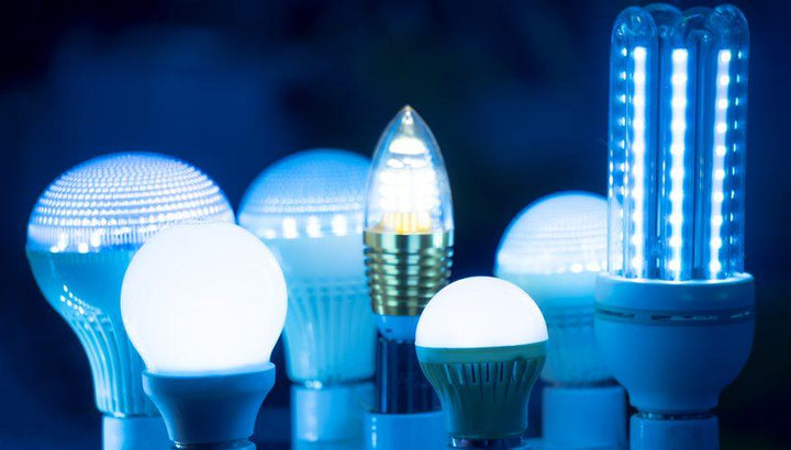History of how led lights were invented