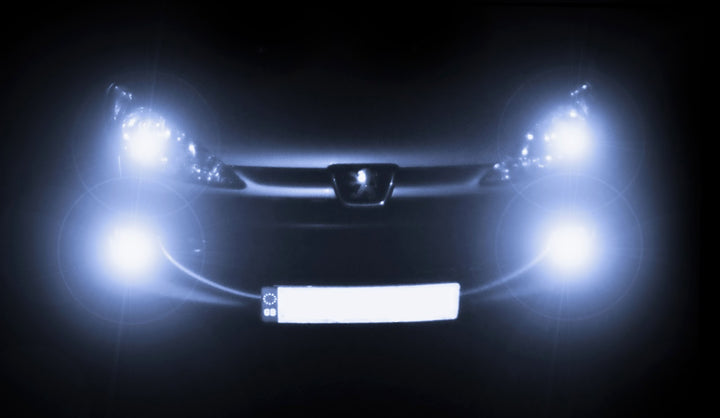 5 reasons why your fog lamps will come in handy this winter!