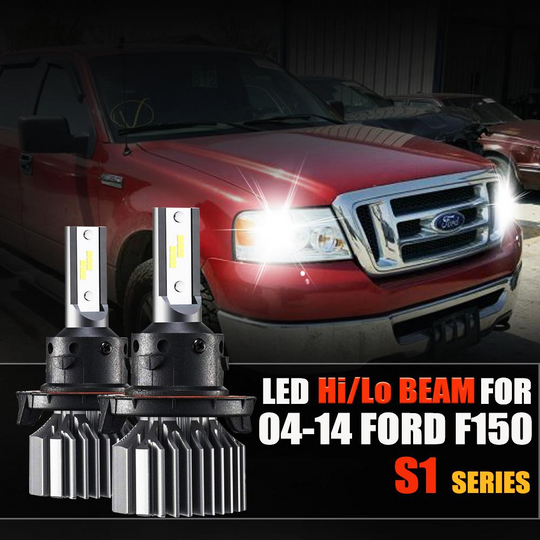 2004 - 2014 Ford F-150 LED Light Bulbs Kit